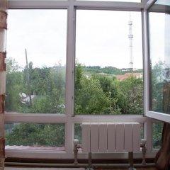 Гостиница Almaty Backpackers балкон