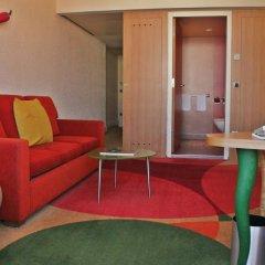 Radisson Blu Hotel, Nice 4* Полулюкс с различными типами кроватей фото 3
