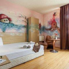 Art Hotel Simona 3* Стандартный номер с разными типами кроватей фото 10
