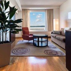 Отель Hilton Helsinki Kalastajatorppa 4* Полулюкс с разными типами кроватей фото 4