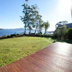 Bruny Island Escapes and Hotel Bruny пляж фото 2