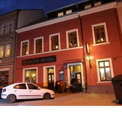 Отель Apartmán Livingstone Roudna Апартаменты