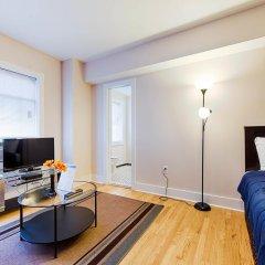 Отель Ginosi Dupont Circle Apartel 3* Студия с различными типами кроватей фото 15