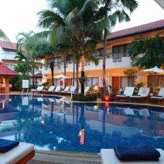 Отель Horizon Patong Beach Resort And Spa 4* Номер Делюкс фото 3