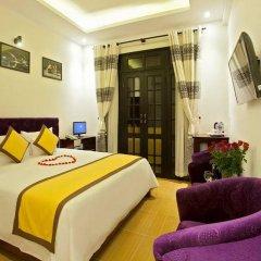 Hai Au Boutique Hotel & Spa 3* Номер Делюкс с двуспальной кроватью фото 10