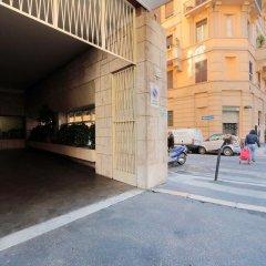 Апартаменты Salaria Apartment парковка