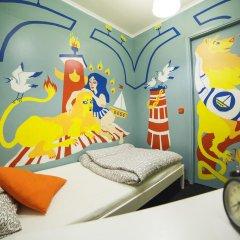 Art Hostel Contrast Стандартный номер с различными типами кроватей фото 3