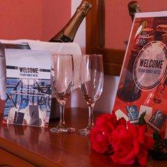 Отель PAPAGALOS Ситония в номере
