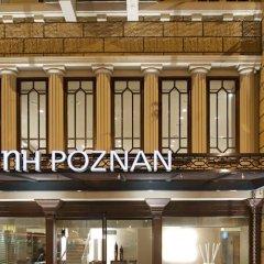 Отель Nh Poznan Познань фото 2