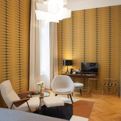 Small Luxury Hotel Altstadt Vienna 4* Стандартный номер с различными типами кроватей фото 22