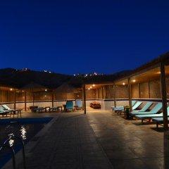 Отель Petra Moon Hotel Иордания, Вади-Муса - отзывы, цены и фото номеров - забронировать отель Petra Moon Hotel онлайн бассейн