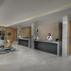 Hotel Budva интерьер отеля