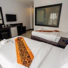 Отель Star Patong 3* Стандартный номер 2 отдельные кровати фото 2