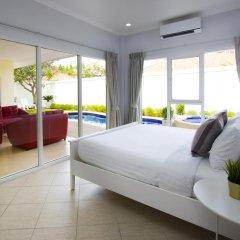 Отель Villa Tortuga Pattaya 4* Вилла Премиум с различными типами кроватей фото 3