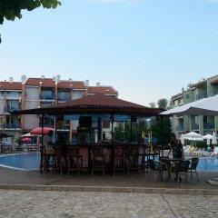 Отель Sunny Beach apartments Elit I Болгария, Солнечный берег - отзывы, цены и фото номеров - забронировать отель Sunny Beach apartments Elit I онлайн бассейн фото 3