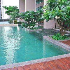 Отель Jasmine Resort Бангкок бассейн фото 3