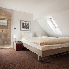 Апартаменты Ema House Serviced Apartments, Superior Standard, Unterstrass Цюрих комната для гостей фото 2