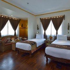 Bagan King Hotel 3* Улучшенный номер с различными типами кроватей фото 4
