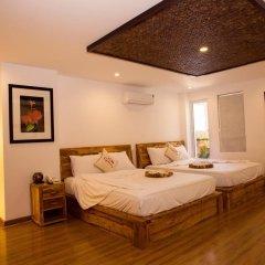 Rex Hotel and Apartment 3* Номер Делюкс с различными типами кроватей фото 18