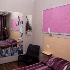 Бизнес-Отель City Номер Комфорт разные типы кроватей фото 7