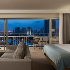 Ilikai Hotel & Luxury Suites 3* Номер категории Премиум с различными типами кроватей фото 8