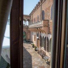 Отель Castello Di Mornico Losana Номер Делюкс