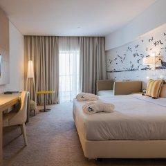 Отель MH Peniche 4* Люкс разные типы кроватей фото 16