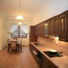 Отель Slunecni Lazne Улучшенные апартаменты фото 9