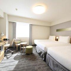 Richmond Hotel Tokyo Suidobashi 3* Улучшенный номер с различными типами кроватей фото 2