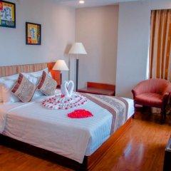 Northern Hotel 4* Номер Делюкс с различными типами кроватей фото 2