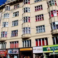 Hostel Downtown Стандартный номер с различными типами кроватей фото 5