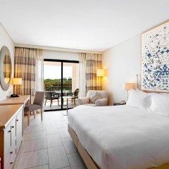 Отель Hilton Vilamoura As Cascatas Golf Resort & Spa 5* Семейный люкс 2 отдельные кровати фото 2