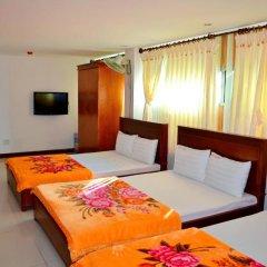 Minh Trang Hotel Стандартный семейный номер с двуспальной кроватью фото 5