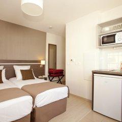 Отель Séjours & Affaires Atlantis - MASSY 2* Студия с различными типами кроватей фото 2