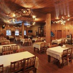 Отель Inan Kardesler Bungalow Motel питание