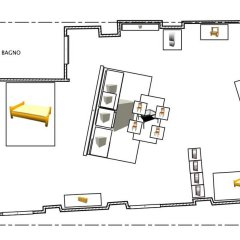 Отель Ampio Open Space in Centro Storico Италия, Болонья - отзывы, цены и фото номеров - забронировать отель Ampio Open Space in Centro Storico онлайн спортивное сооружение
