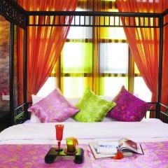 Shanghai Mansion Bangkok Hotel 4* Улучшенный номер с различными типами кроватей