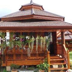 Отель Golden Teak Resort - Baan Sapparot 3* Студия Делюкс с двуспальной кроватью фото 6