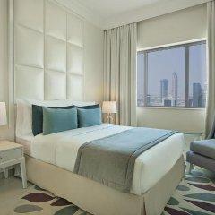Отель DAMAC Maison Mall Street 5* Номер Делюкс с различными типами кроватей фото 6
