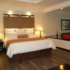 Grand Tikal Futura Hotel 4* Номер Делюкс с различными типами кроватей фото 5