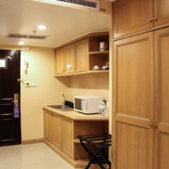 Отель FuramaXclusive Sukhumvit 4* Номер Делюкс с двуспальной кроватью фото 22