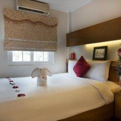 Hanoi Elegance Ruby Hotel 3* Улучшенный номер с различными типами кроватей фото 3