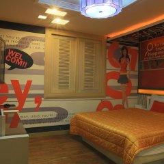 Haeundae Grimm Hotel 2* Стандартный номер с различными типами кроватей фото 22