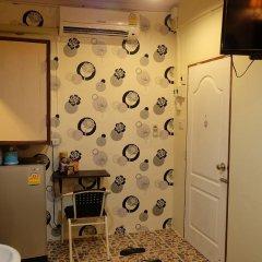 Decor Do Hostel Стандартный номер с двуспальной кроватью