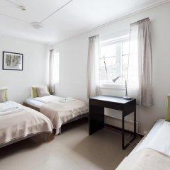 Отель Nidaros Pilegrimsgård Норвегия, Тронхейм - отзывы, цены и фото номеров - забронировать отель Nidaros Pilegrimsgård онлайн комната для гостей фото 4