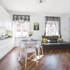 Апартаменты P&O Podwale Apartments Студия фото 5