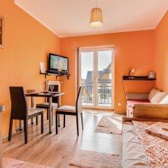 Отель Apartamenty Gronik Zakopane Косцелиско комната для гостей фото 2