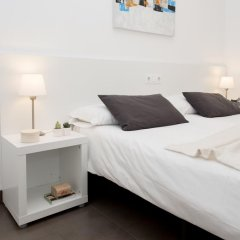 Апартаменты 08028 Apartments комната для гостей фото 5