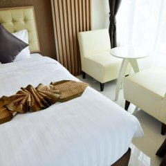 Picnic Hotel Bangkok 3* Стандартный номер с различными типами кроватей фото 17