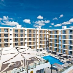 Апартаменты Ryans Ibiza Apartments - Adults Only пляж фото 2